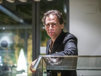 Lagercrantz is author of the fourth installment of the Millenium saga. /  Foto:J. LOSADA
