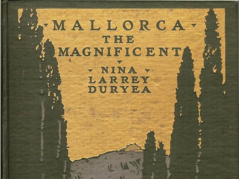 Mallorca the Magnificent (New York, 1927 Photo:ARCHIVE